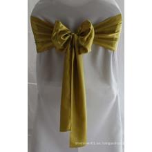 Cinturones de satén personalizadas para eventos especiales