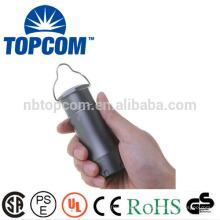 Малый 1 светодиодный фонарь алюминиевый светодиодный фонарик