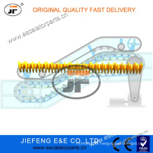 JFThyssen Escalator Step Cleat (Front Long) 1705724600 Escalator Step Demarcation
