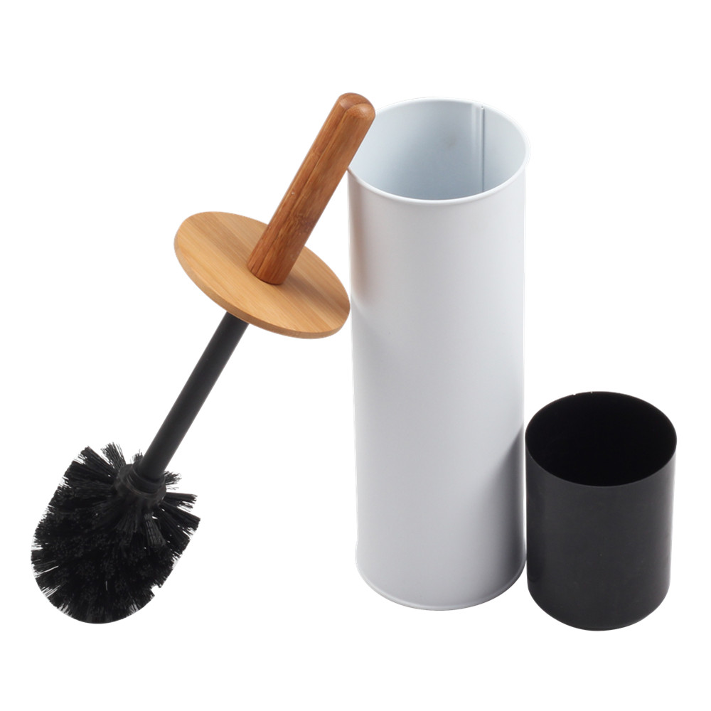 Metal Holder Toilet Brush