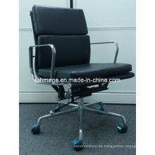 Silla tapizada de calidad superior del personal trasero de la silla de Eames (FOH-MF21-B)