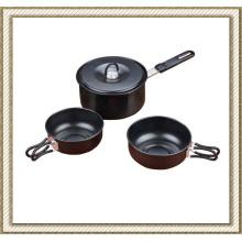 Conjunto de utensílios de cozinha não bateadores Cl2c-Dt1512-4