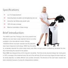 Laser Hair Therapy Machine
