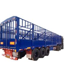Utilidad valla ganado ganado transporte remolque
