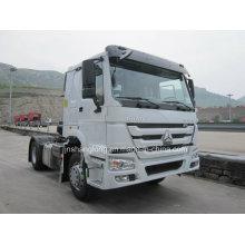 4X2 Semi Head 20t-30t Tractor Truck (Euro 2, A/C)
