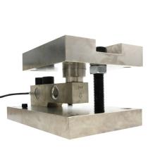 Система весоизмерительных ячеек с датчиком веса бункера