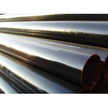 Tubos sin soldadura de acero al carbono q235 / q345