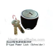 Elevador Rodada Power Switch Lock para peças de elevador