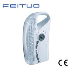 Portátil lámpara LED, antorcha del LED linterna recargable, luz de la mano, L 828