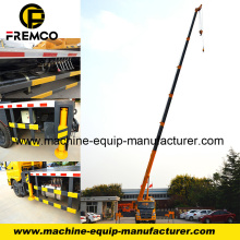 Hydraulic Truck Lift Cranes With Foton Base