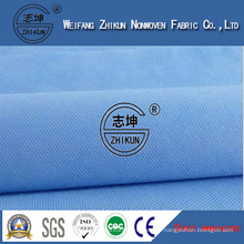PP Spun-Bond Non Woven Fabric in Cabralla Design Used for Medical