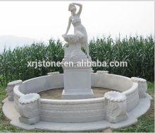 Modern garden decotative marble water fountain sale