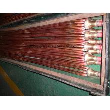 Distribuidor de latón con tubos capilares