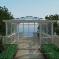 winter garden greenhouse