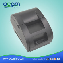 OCPP-58Z pos receipt thermal printer building in power adapter
