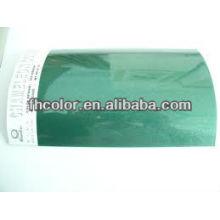 Metallische Pulverlack / Pulverbeschichtung