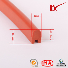 High Precision Waterproof Eco-Friendly Silicone Rbber Strip