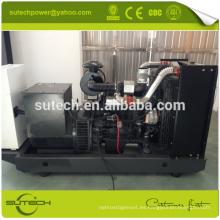 ¡En stock! SC4H160D2 100kw / 125Kva Shangchai Dongfeng generador diesel precio