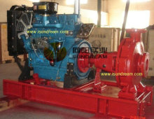 Industrial Centrifugal Pump ISO Approved