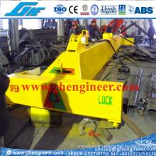 Épandeur à conteneur rotatif hydraulique 20FT / 40FT