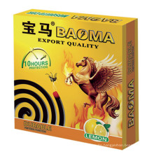 130mm Lemon Baoma Mosquito Coil (bm-62)