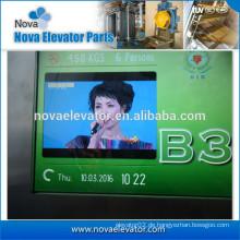 Aufzug TFT Display