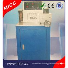 equipo de termopar / máquina pulidora de superficie tubular