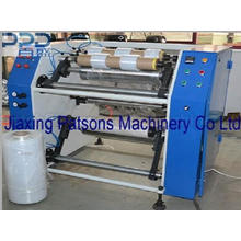 Multi-Function PE Stretch Wrap Film Slitter Rewinder