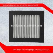 Herstellung aller Arten von HEPA-Luftfilter Aktivkohle Kohlefilter Carbon Cabin Air Filter