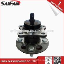 Unidades de rolamentos do cubo do automóvel 42450-52060 Rolamento do cubo da roda 89544-52040 Para Toyota Yaris