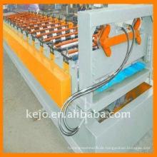 Farbbeschichtete Wand- und Dachherstellungs-Walzenformmaschine