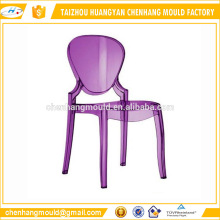 Replica ABS black Charles DSR Eames Plastic Chair for dining room mould