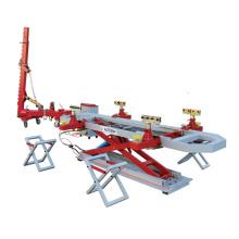 Autenf China auto body chassis straightening frame machine/autobody frame repair rack