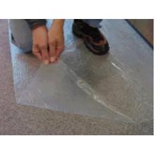 PE filme plástico para tapete