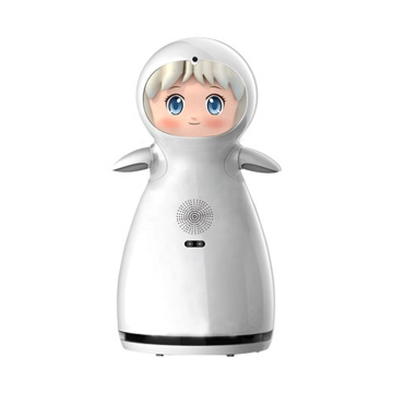 Intelligente Home Commercial Children begeleiden Service Robot