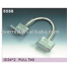 IDC34P ROUND TYPE FALT CABLES
