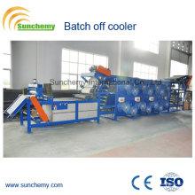 Машина для производства резины / Охладитель порционной смеси / Охлаждающая машина