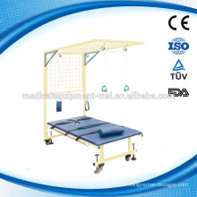Fitness center rehabilitation equipment, Simple Traction Bed MSLRE04-M