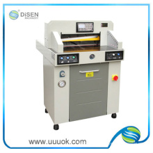 High precision hydraulic digital paper cutter