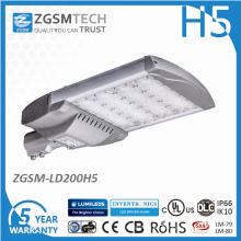 Impermeabilice los alumbradores de calle LED de la iluminación 200W con Ce RoHS
