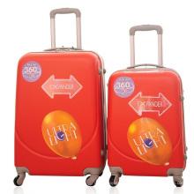 Sacos baratos por atacado da bagagem do trole do curso do ABS