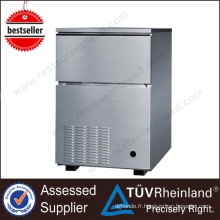 Machine commerciale de machine à glaçons de machine de cube / réfrigérateur de machine de réfrigérateur