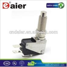 Daier KW-1038-M10 à souder terminal à bouton-poussoir micro-interrupteur