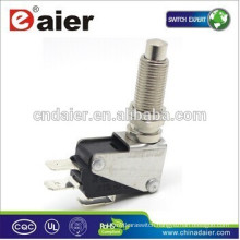 Daier KW-1038-M10 solder terminal push button micro switch