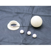 Bola de goma de silicona personalizada