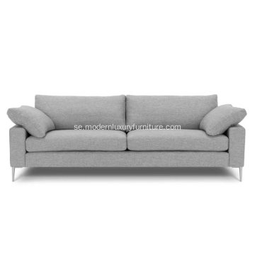Nova Winter Grey Fabric Soffa