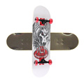4 Wheels Maple Pro Grade Complete Skate Board