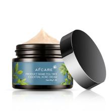 Tea Tree Essential Acne Cream, Water-Oil Balance Anti-Inflammatory Smooth Skin