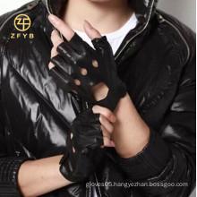 fashion cool fingerless wholesale men dance sequin gloves