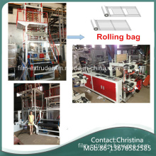Plastic Manufacturer Blown Film Extrusion Machine